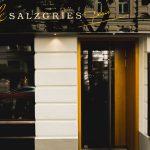 Neue Fassade im Le Salzgries