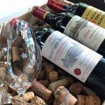 Weinverkostung  – Rotwein ABC Frankreich