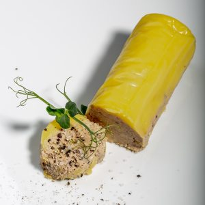 Entenleberterrine Le Salzgries